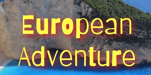 2021 European Adventure