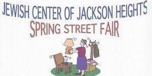 Jewish Center of Jackson Heights Spring Street Fair