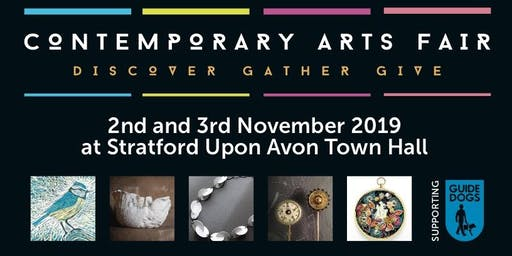 Discover:Gather:Give Contemporary Arts Fair