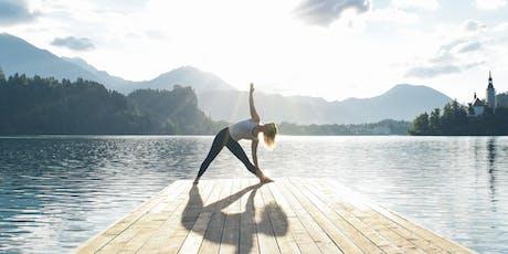6 week Yoga Course - Sandyford Community Centre tickets
