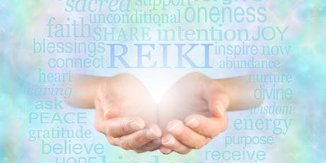 Become a Certified Traditional Usui Reiki Practitioner - Level 1 tickets
