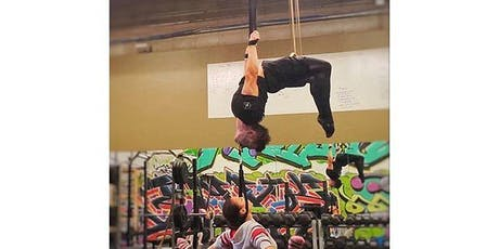 Intro to Aerial Straps with Sascha Bachmann tickets