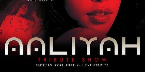 Aaliyah Tribute Show