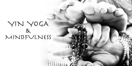Yin Yoga & Mindfulness tickets