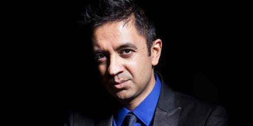 Just Jazz Live Concert Series Presents Vijay Iyer Solo Piano