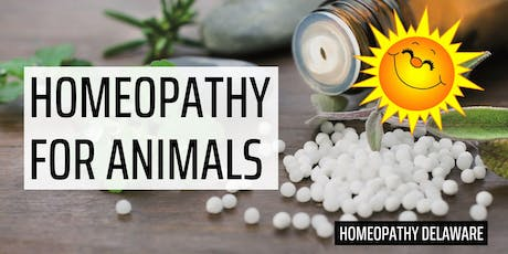 Homeopathy for Our Animal Companions tickets