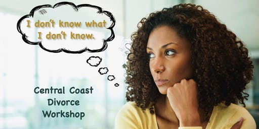 November Central Coast Divorce Workshop