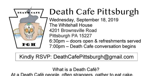 Death Cafe in Whitehall