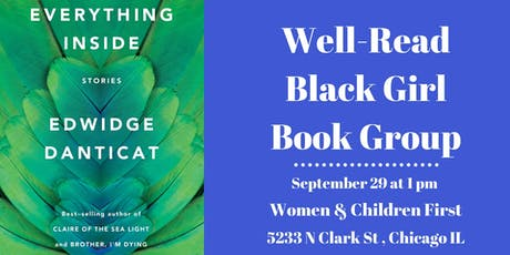 Well-Read Black Girl: September Meet-up for EVERYTHING INSIDE tickets