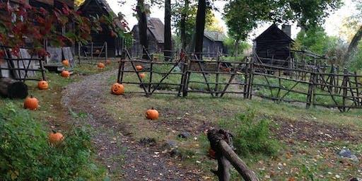 Lanterns In The Village