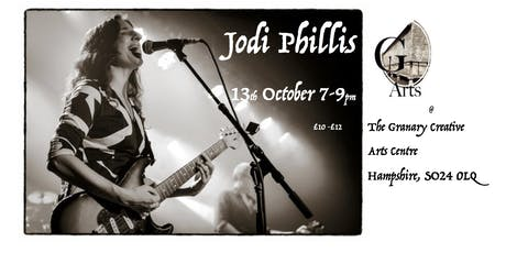 Jodi Philis Music tickets