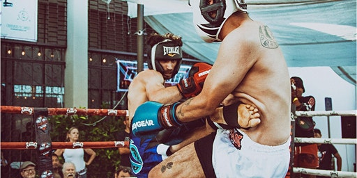 Warriors Showcase 3 - Muay Thai Kickboxing Competition