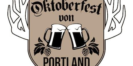 Oktoberfest von Portland tickets
