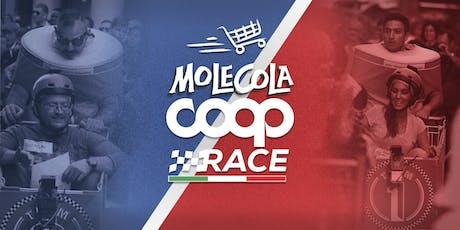 MolecolaCoopRace 2019 SARZANA biglietti