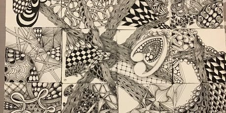 Zentangle drawing workshop  tickets