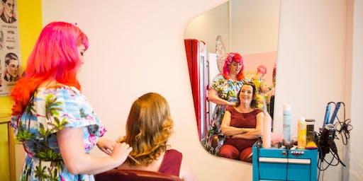 Pinup Hair Workshop with Love Ur Look