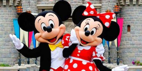 La Magia del Servicio a Cliente - Filosofia Disney boletos