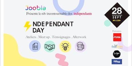 Independant Day billets
