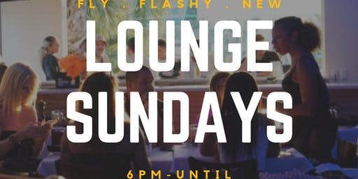Lounge Sundays @ Ghost Bar Miami