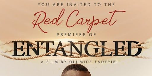Red Carpet Premiere Entangled Movie
