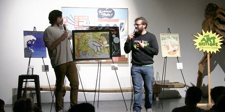 The Art Critique Comedy Show tickets