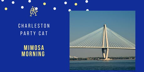 Mimosa Morning - Harbor Cruise on The Charleston Party Cat tickets