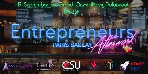 AfterWork Entrepreneurs Paris-Saclay