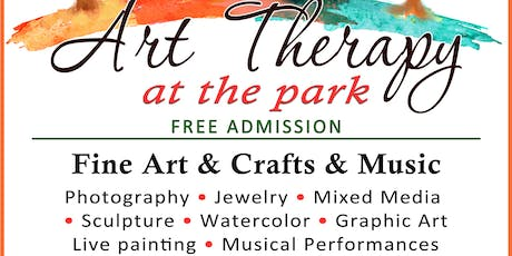 Art Therapy at the park tickets