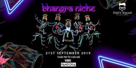 Bhangra Niche tickets