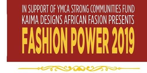 Fashion Power 2019