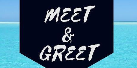 Meet & Greet Hamburg Tickets
