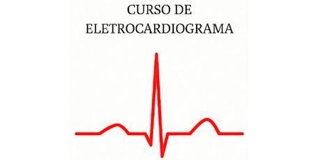 Curso de Eletrocardiograma ingressos
