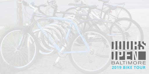 Bikemore and Doors Open Bike Tour
