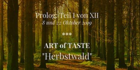 Abend-Dinner Herbstwald Tickets