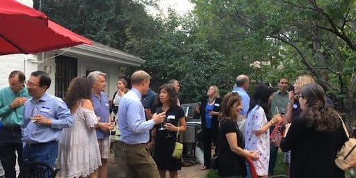 Denver All-Ivy League Alumni Garden Party