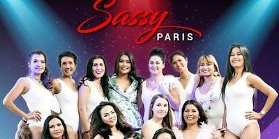 Sassy Paris Fashion Show à Cannes