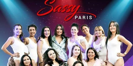 Sassy Paris Fashion Show à Cannes billets