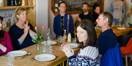 Eat With Us: Potluck Lunch tickets