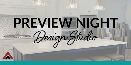 Design Studio October Preview night