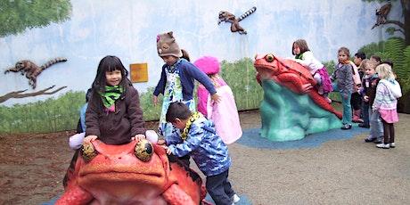 Zoo Kids - Who's Sleeping Now?  (2) tickets