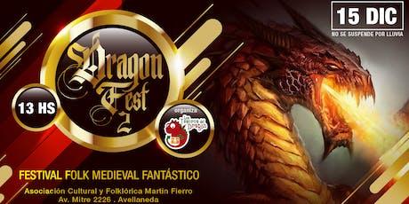Dragon FEST II entradas
