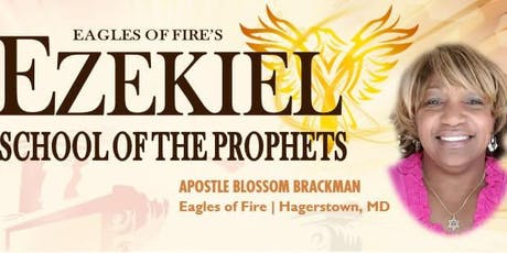 Ezekiel School of the Prophets - KRISTIANSAND, NORWAY:  Accelerated  8 Month Class in 12 Hours tickets