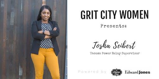 Grit City Women Presents: Tosha Seibert