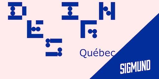 Design Québec #9 - Pour ou contre?
