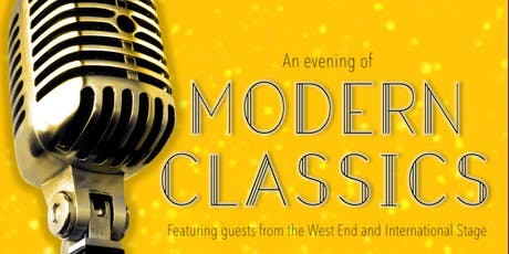 Waiting In The Wings presents - An Evening of Modern Classics tickets