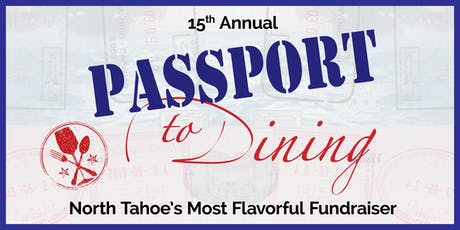Passport to Dining 2019 tickets