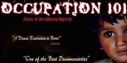 Documentary screening occupation 101