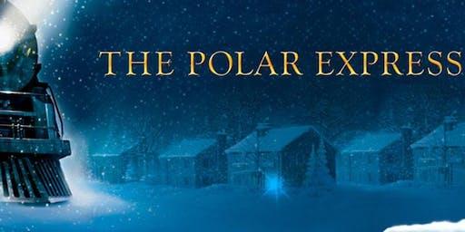 The Polar Express Experience at St James' Park Festive Fayre