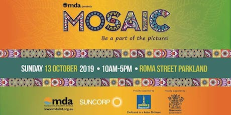 MOSAIC Multicultural Festival 2019 tickets