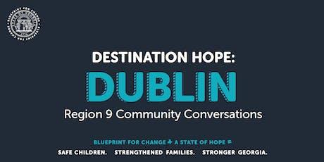 Region 9/Dublin Civic Lunch tickets
